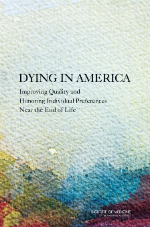 Dying in america article