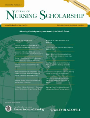 Journal of Nursing Science cover