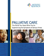 Palliative Care Brochure Cover