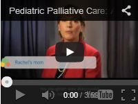 Pediatric Palliative Care: A Personal Story Video Screenshot