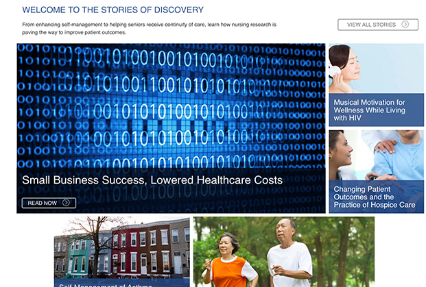 Stories of Discovery