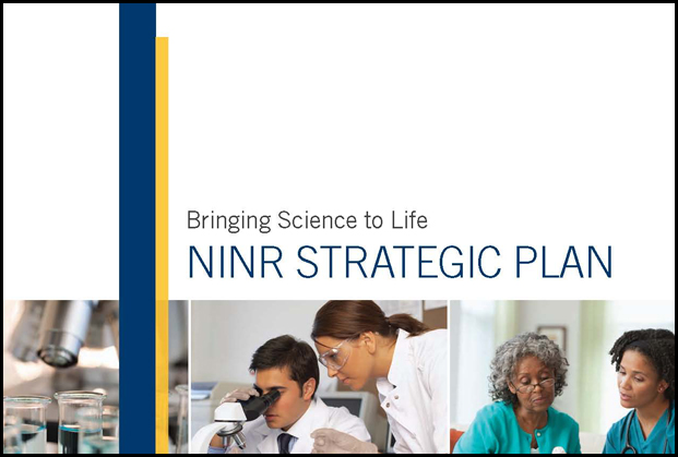 NINR Stategic Plan Cover