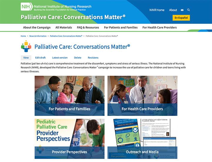 What is Palliative Care? | National Institute of Nursing